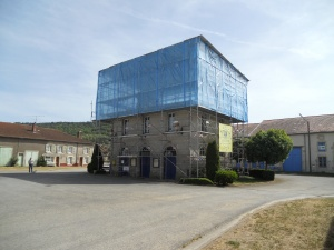 refection mairie couverture meuse