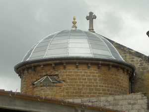 Dome toiture stenay